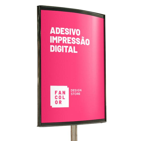 Adesivo Impressão Digital - Promocional 0.10