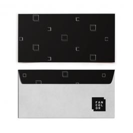 Envelope Ofício Especial Papel offset 90gr 22,9x11,4 cm 4x0 cores  Estampa, colagem