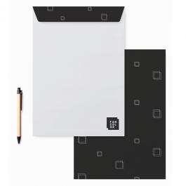 Envelope Saco Grande Especial Papel offset 90gr 24x34 cm 4x0 cores  Estampa, colagem