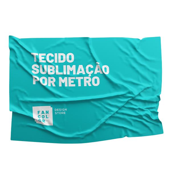 Tecido Sublimação por metro